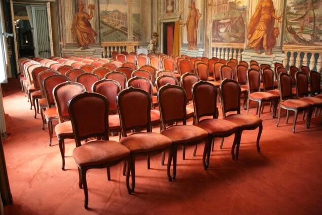 Capurro Ricevimenti Proposte per meeting nelle locations esclusive in Genova