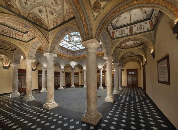 palazzo della meridiana a genova