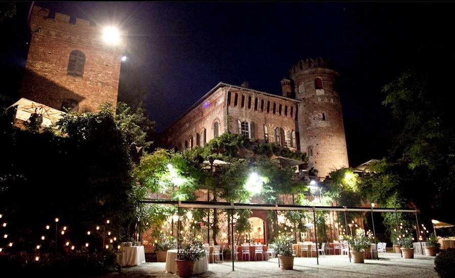 """Capurro Ricevimenti Novità! Due Castelli del Basso Monferrato tra le """"locations da favola"""" di questo sito web image 1"""