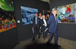 vittorio sgarbi biennale venezia