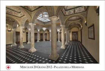 """Capurro Ricevimenti 20 giugno 2012: concerto della """"Meridiana New Orleans Reunion Jazz Band"""" a Palazzo della Meridiana"""