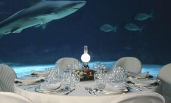 """Capurro Ricevimenti Venerdì 19 Ottobre 2012: all'Acquario di Genova speciale serata """"Slow Food"""" Mangiamoli Giusti image 1"""