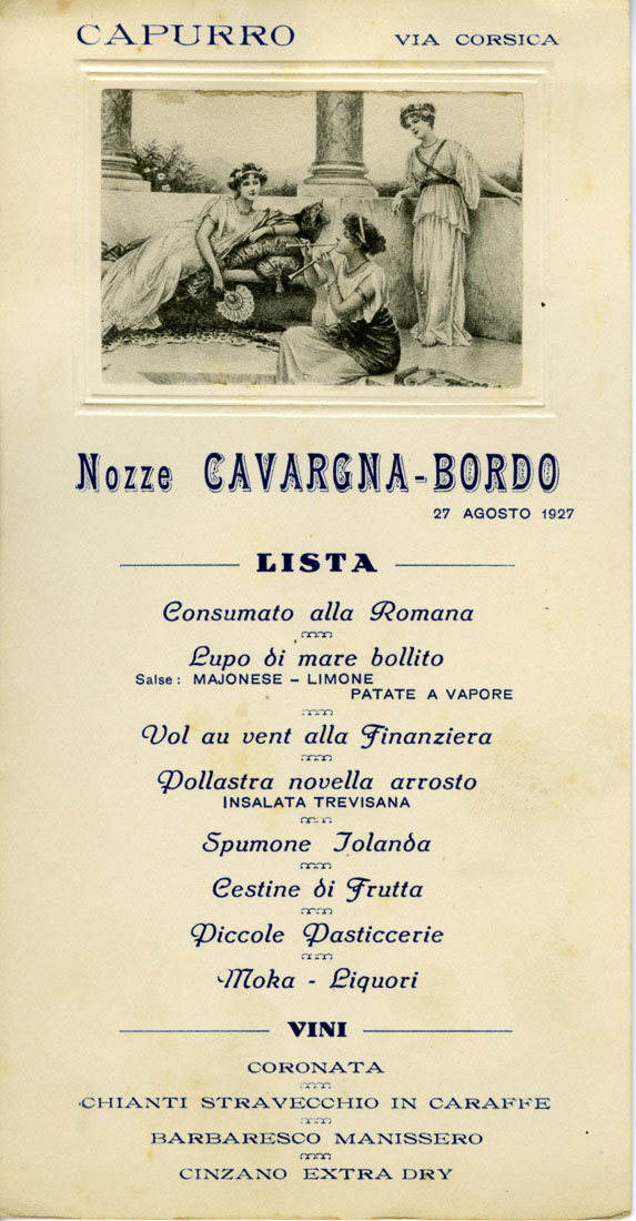 Capurro Ricevimenti Storia image 95