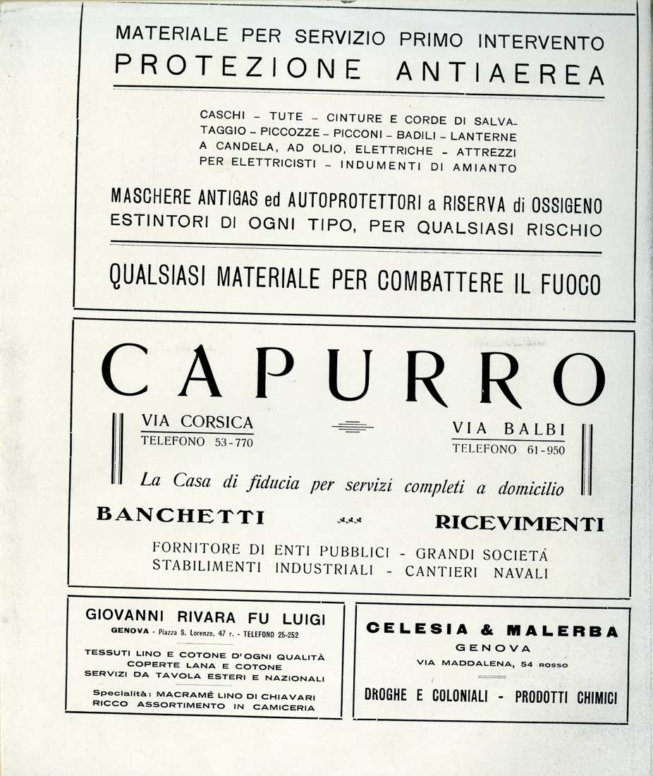 Capurro Ricevimenti Storia image 74
