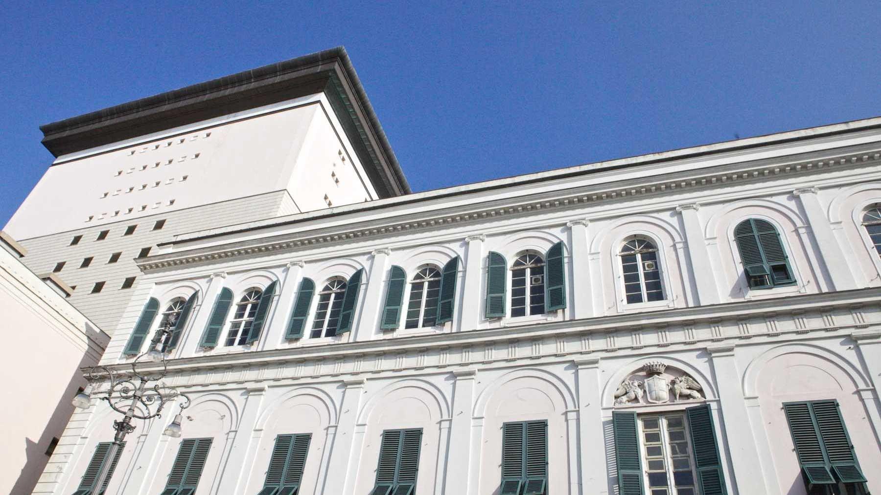Accademia ligustica di belle arti capurro ricevimenti for Accademia delle belle arti corsi