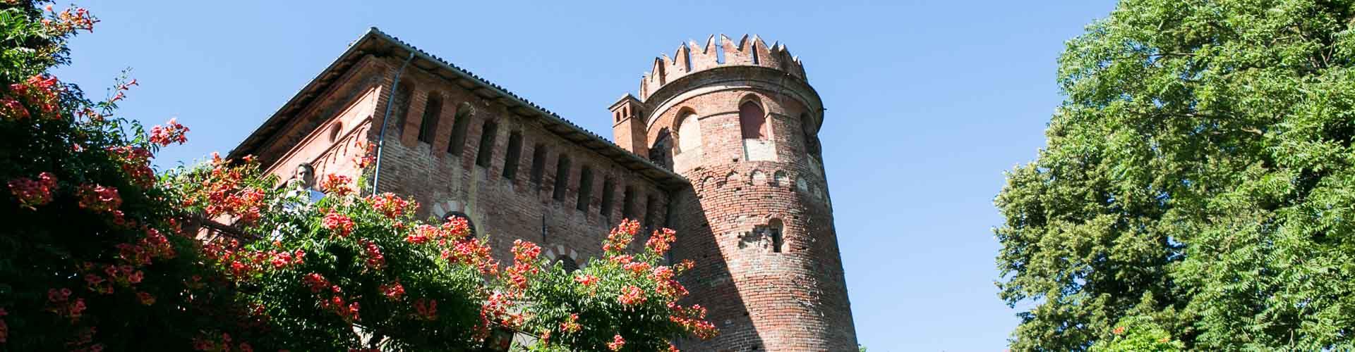 castello di redabue masio alessandria facciata