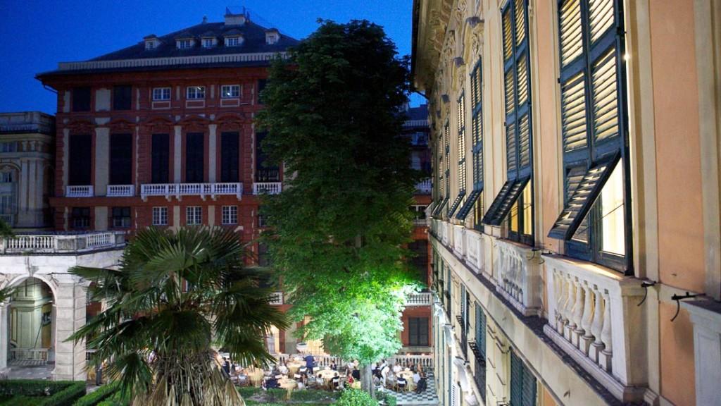 Palazzo Rosso e Palazzo Bianco