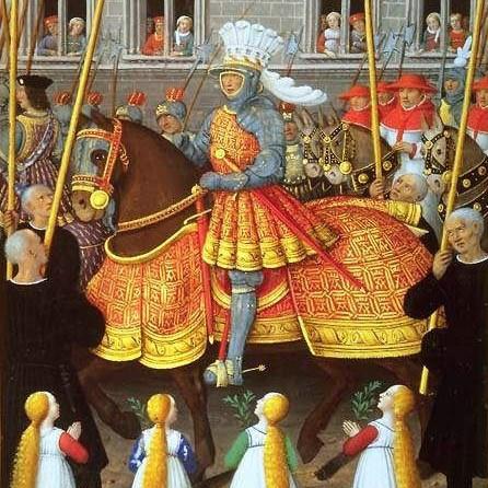 Capurro Ricevimenti Ricevimento Reale a Villa Cattaneo nel 1502 image 3