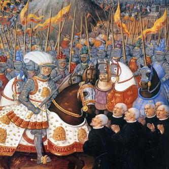 Capurro Ricevimenti Ricevimento Reale a Villa Cattaneo nel 1502 parte seconda