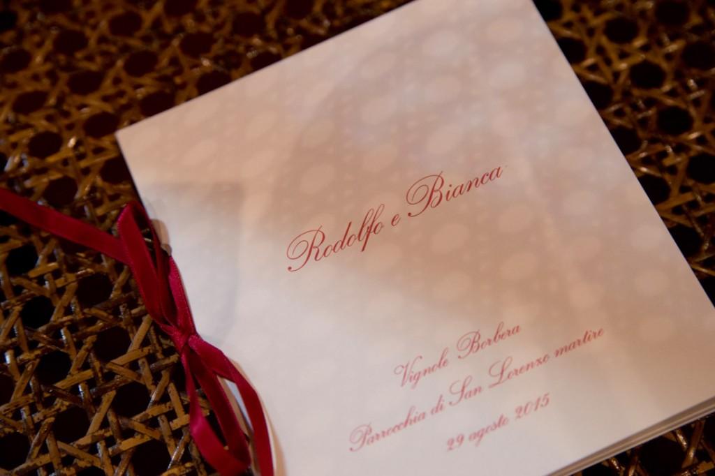 invito di nozze speciale